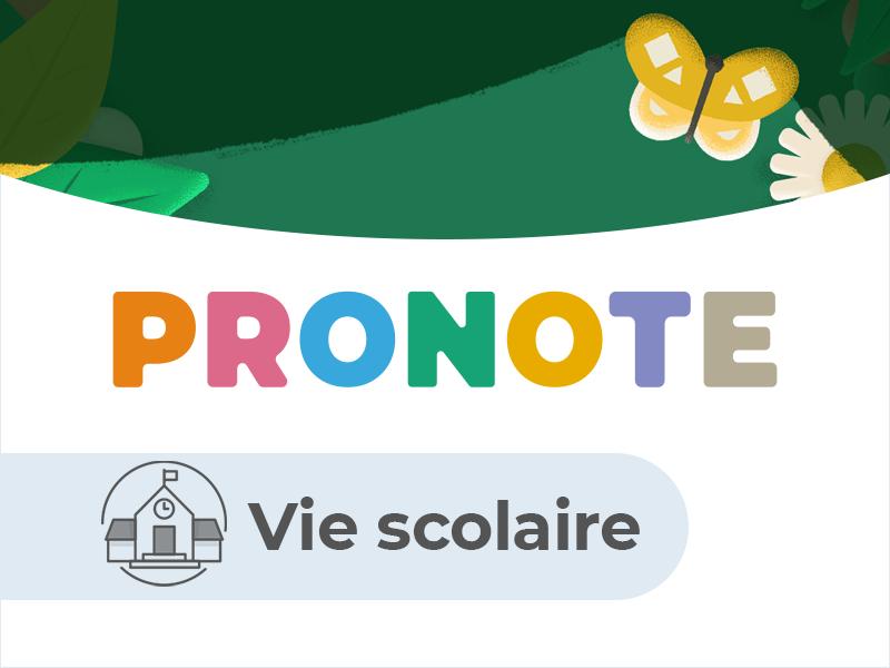 Espace CPE PRONOTE.net