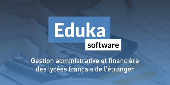 logiciel gestion financiere EDUKA