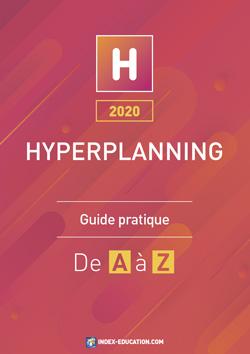 Guide d'utilisation HYPERPLANNING