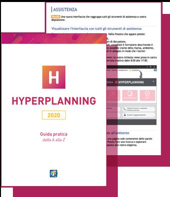 Guida pratica A-Z HYPERPLANNING 2020