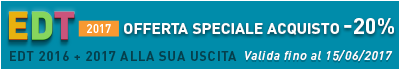 offerta speciale EDT