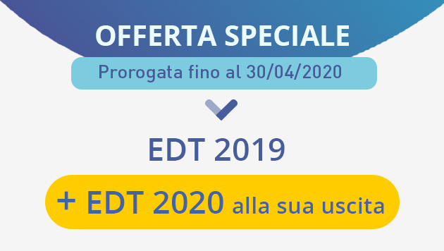 Offerta Speciale EDT 2020