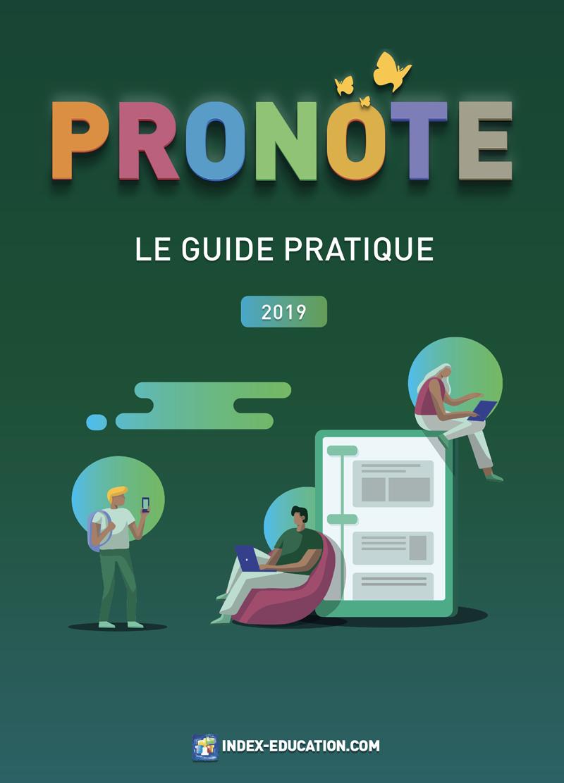 Guide pratique PRONOTE 2019