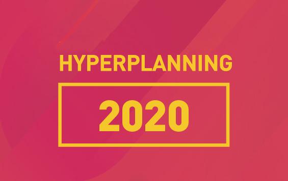 HYPERPLANNING 2020