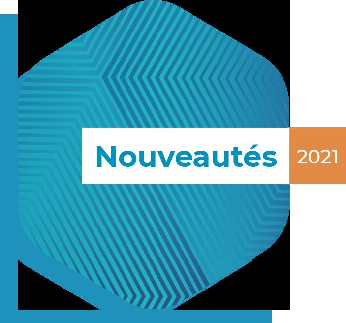 liste des nouveautés EDT 2021