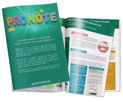 Télécharger la plaquette commerciale PRONOTE 2017
