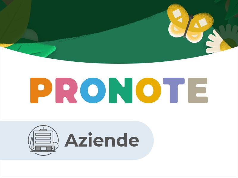 Aziende PRONOTE.net