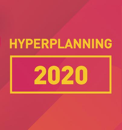 Toutes les nouveautés HYPERPLANNING 2020