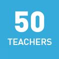 50 teachers